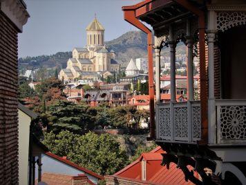 Georgia, Tbilisi, Catedral Santísima Trinidad