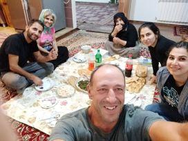 Maryam, Shirin, Darush