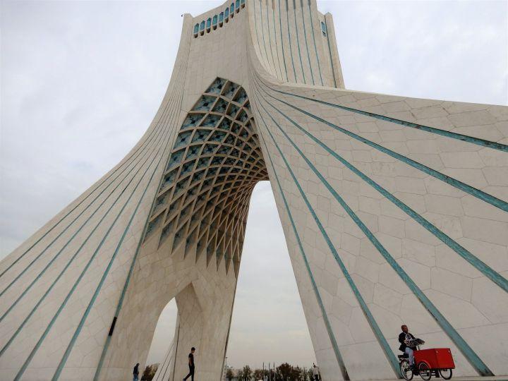 Plaza Azadi Square, Teherán, Irán