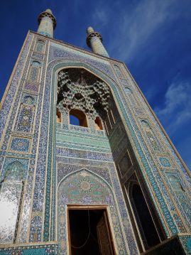Mezquita Jameh Mosque, Yazd, Iran