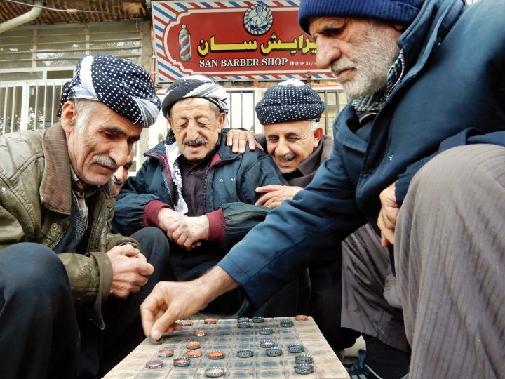 Juegos Kurdistán Irán