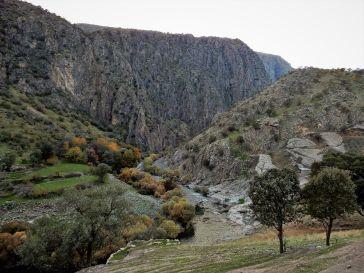 Desfiladero Kurdistán Pálangan