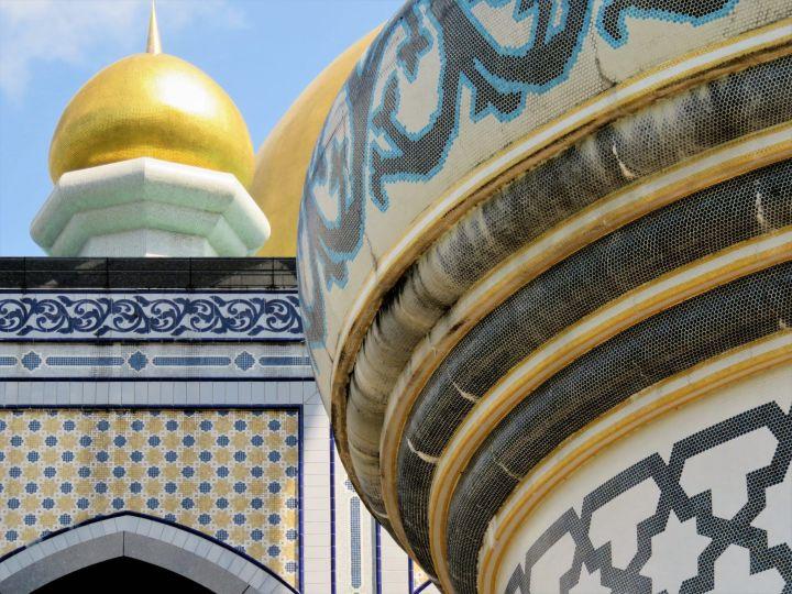 Mezquita Jame Asr Hassanil Bolkiah, Bandar Seri Begawan, Brunei