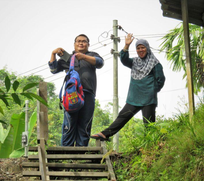 Despedida en Ulu Temburong National Park, Brunéi