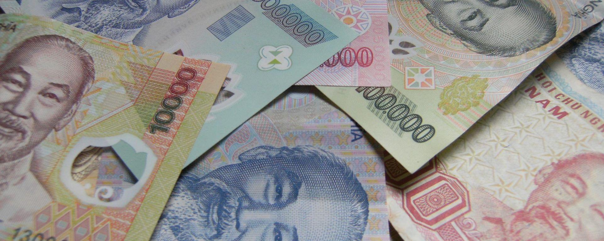 Billetes vietnamitas