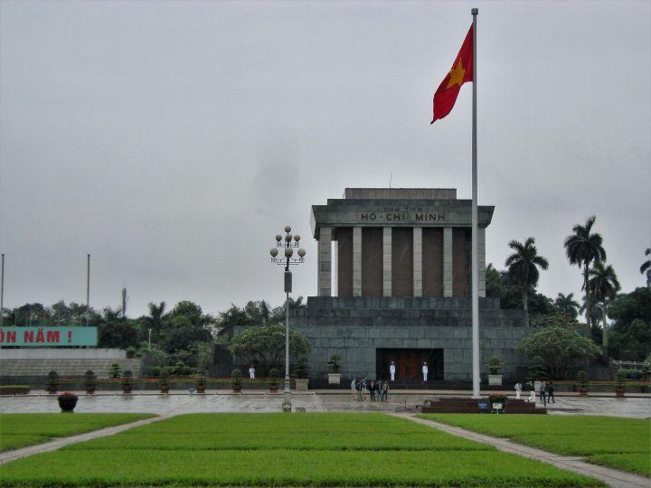 Tumba de Ho Chi Minh