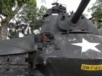 Tanque guerra Vietnam