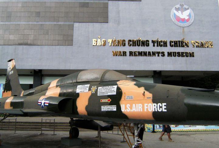 USA Air Force, Vietnam