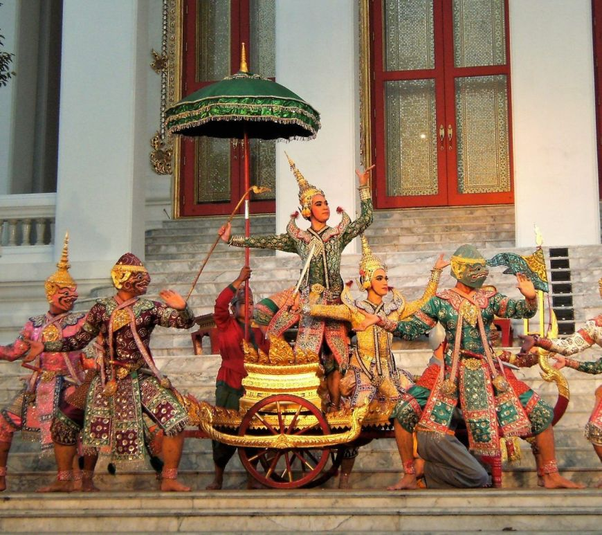 Teatro tradicional, Bangkok