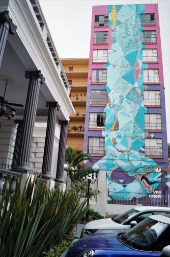 Grafitis en Guadalajara