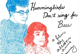 Hummingbirds Don't Sing for Bees