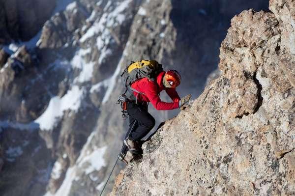 The Grand Teton Private Climb Exum Mountain Guides