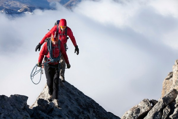 Grand Teton One Day Private Climb Exum Mountain Guides