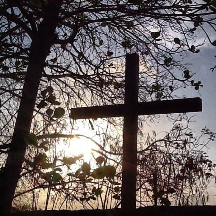 Cemitério no Santuário da Santa Fé do Padre Ibiapina, Arara-PB. 16/fev/2013