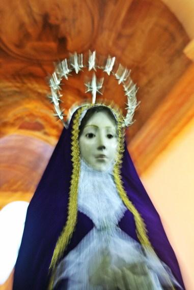Imagem de Nossa Senhora das Dores, Igreja do Carmo Menor. São Cristóvão-SE