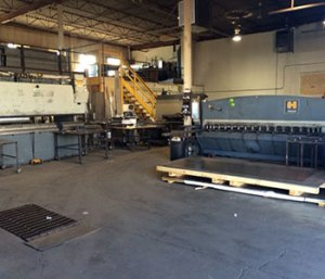 Facilities at Exx Ell Industries
