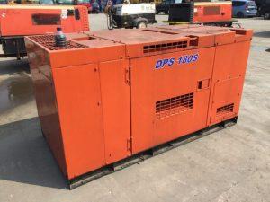Denyo DPS180SSB2 Air Compressor 180Cfm
