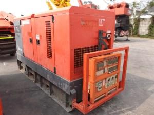 Atlas Copco QAS60 Generator Set 60kva