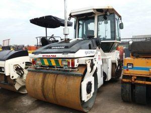Dynapac CC322 Double Drum Roller 8.8 ton