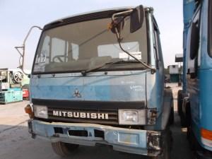 Mitsubishi FM557M Prime Mover