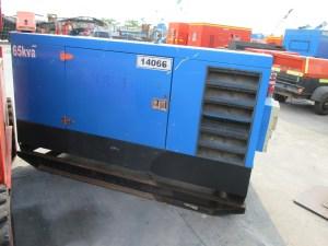 Promac GSL65 Generator Set 65kva