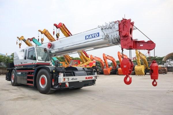 Crane Kato KR50H