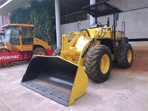 Wheel Loader Komatsu WA100-3 | EXXA