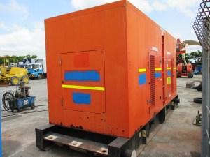 Cummins C350D5 Generator Set 300kva