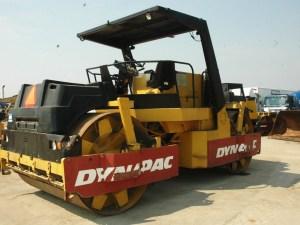 Dynapac CC501A Double Drum Roller 12Ton
