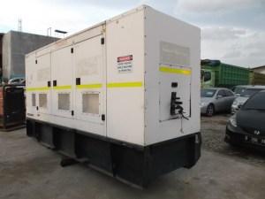 Atlas Copco XD250PI Generator Set 250kva