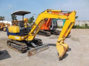 Komatsu PC27R-8 Mini Excavator