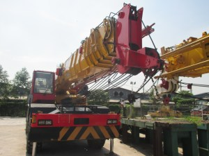 Tadano TR500M-1 Rough Terrain Crane 50ton