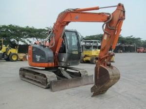 Hitachi ZX75 Zaxis Hydraulic Excavator