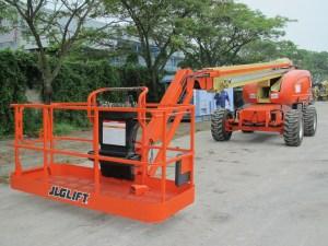 JLG 660SJ Boom Lift 20.3 meter