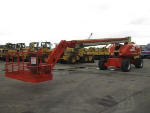 JLG 860SJ Boom Lift 26,2 Meter