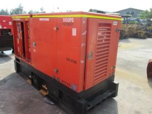 Promac S100PS Generator Set