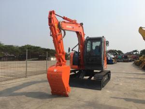 Hitachi ZX75US Zaxis Excavator Premium Used
