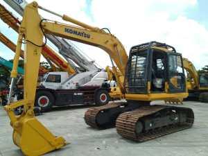 Hydraulic Excavator Komatsu PC130F