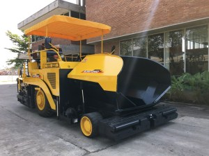 Sumitomo HA60W-5 Asphalt Finisher Builtup