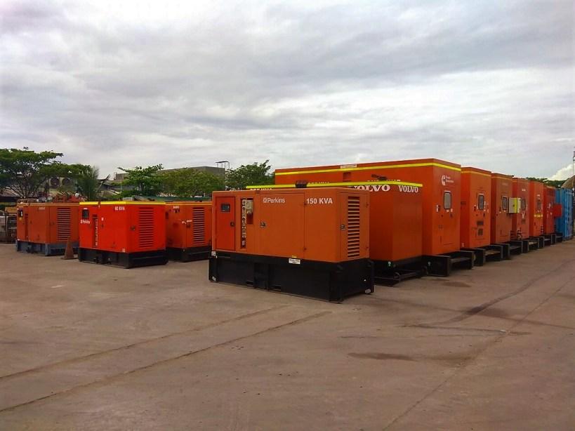 Generator Set - Genset murah jakarta - tangerang