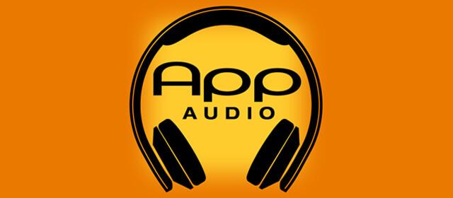 AppAudio logo