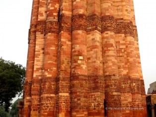 Qutb Minar - Colorsful