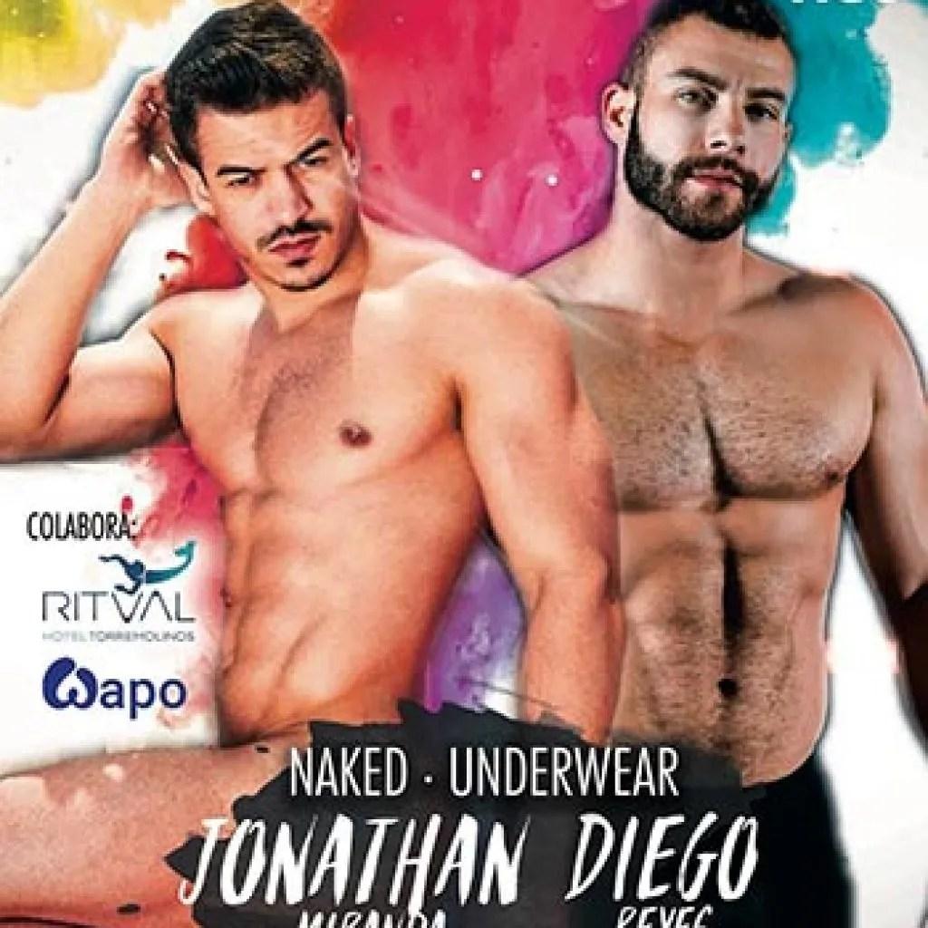 Jonathan Miranda y Diego Reyes en EXXXTREME el próximo sábado 26 de agosto