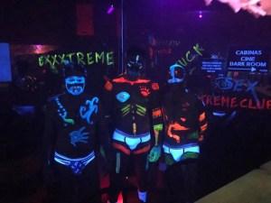 Todo a punto para la Neon Party