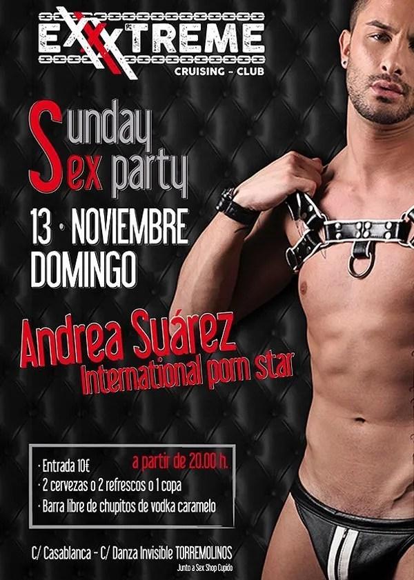 Sunday Sex Party
