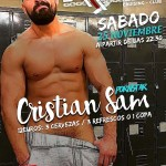 Cristian Sam el sábado 25 de noviembre en EXXXTREME