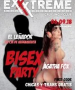 Bisex Party el 6 de septiembre en EXXXTREME