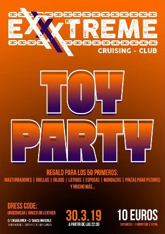 TOY PARTY