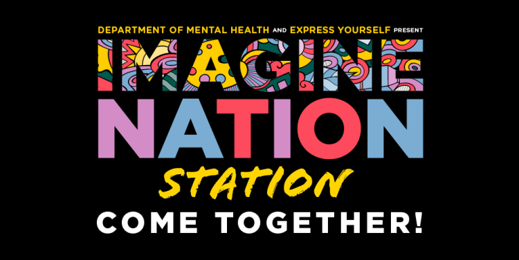 Imagine Nation Station — Come Together! graphic