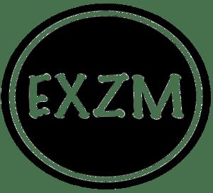 EXZM Logo Full PNG